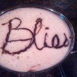 Chocolate bliss martini