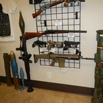 Huge range of firearms to try