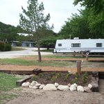 RV sites with full hook-ups