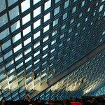 Seattle Public Library 2, photo by Mike Keenan