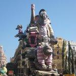 Plaza Ayuntamiento - FALLA 2009