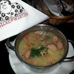 Берлинский картофельный суп