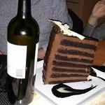 XXXL chocolate cake