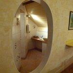 Sale de bain originale de la chambre MARINE