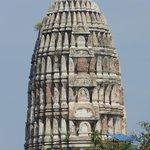 Temples d'Ayutthaya. (excursion proposée)