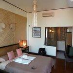 Chambre zen et très agréable du cool guesthouse