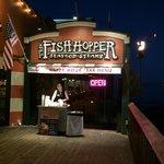 The Fish Hopper at Night