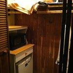 Laurelwood Inn Rm 302 closet