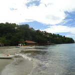 view of the resort  on the beach