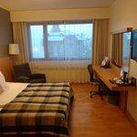 7th floor room