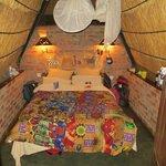 Double room/hut