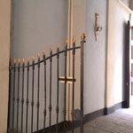 Interno sotto portico