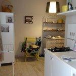 Cucina Appartamento Basiluzzo