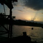 sunrise at Dreamer's Island
