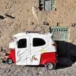 Ollantaytambo moto-taxi