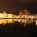Hobart @ night