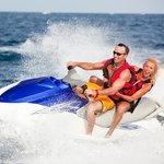 Jet Skiing is the best way to close to everything on the water.