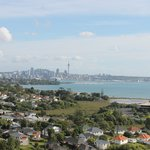 Auckland from the 13th floor