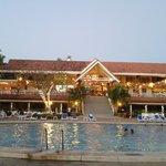 piscina, hall e ristorante