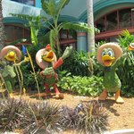The 3 caballeros