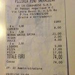 Photo de Pizzeria Pino Smeraldino