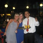 Raymondo...best beach bar server!!