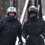 Bear and Rudy
