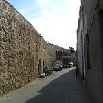 Inside Medina walls