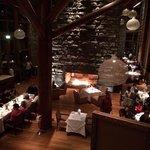 Main restaurant, excellent!