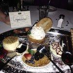 Celebratory Dessert Platter