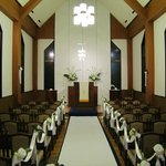 "Nice ""church"" for wedding"