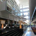 lobby/common area