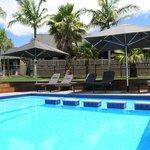 Kerikeri Homestead's resort pool