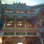 the colourful Tamil Nadu stall