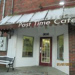Past Time Cafe