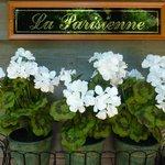 La Parisienne's entrance
