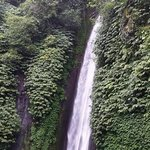 waterfall at munduk as part of a day tour from Alam puisi