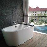 For a romantic bath :-)