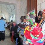 Stone Church congregation, Sapa