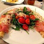 pizza strudel