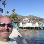 Mike in Catalina