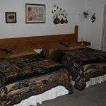 Doppelzimmer mit bequemen Betten