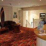 Berties Lodge Foto