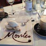 Banoffee tart at Monte's ����