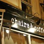 Chairs & Coffee Foto