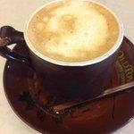ヘーゼルナッツホワイトコーヒー