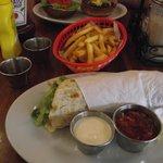 Delicious food at Jill's