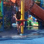 Water park at coconuts