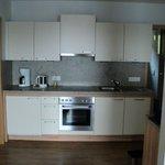 Kitchen    2 Bed Apartment