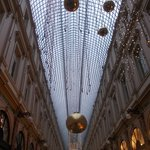 galeries saint hubert - interno